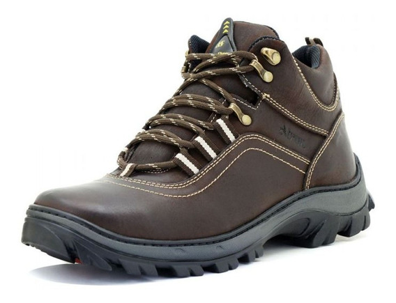 Tênis Adventure Atron Shoes Casual 254 Café