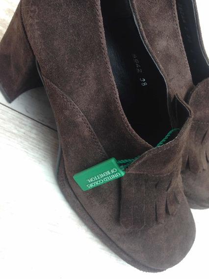 Zapato Otoño Benetton 38/39