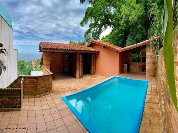 Casa No Joá - Joa5 - 33861123