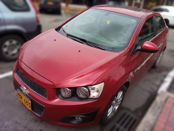 Chevrolet Sonic Lt 1.6 Sedan 2013