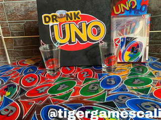 Uno Drinks H2o