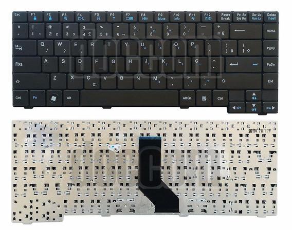 Teclado Notebook Lg A410 C400 Mp-09m26pa Abnt2 Br Ç Novo 647