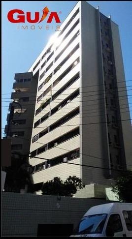 Excelente Apartamento, No Melhor Localização Do Meireles - 1422