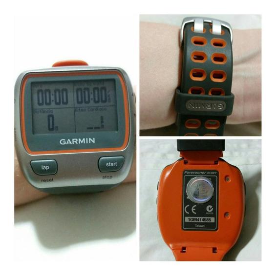 Frequencímetro Garmin Forerunner 310xt