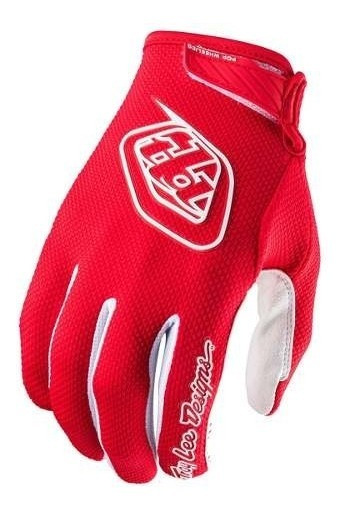 Guantes Motocross Troy Lee Air Niño Rojo