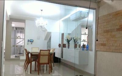 Casa De 3 Quartos Em Condomínio Fechado, Parque Amazônia, Goiânia - Gg - Ocn35 - 32678418