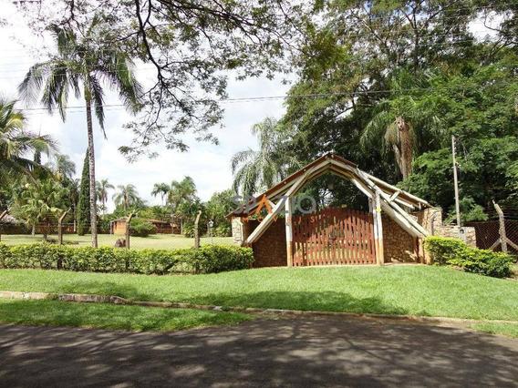Chácara Residencial À Venda, Recreio Das Águas Claras, Rio Claro. - Ch0008