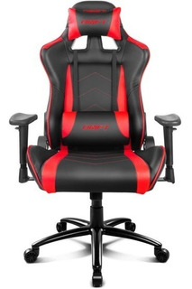 Silla Gamer Dr-150 Black - Red
