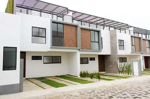 Casa En Preventa En Fraccionamiento Cuautlancingo Puebla.