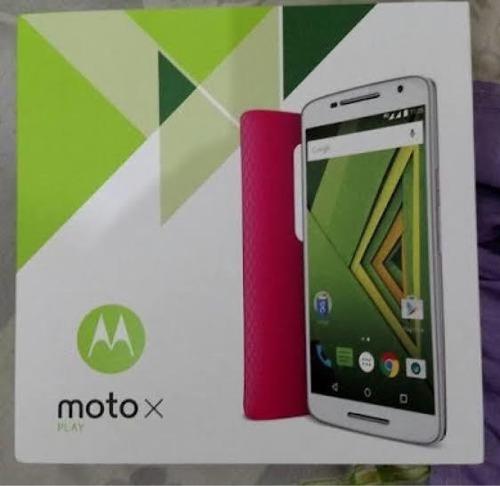 Moto X Play Color