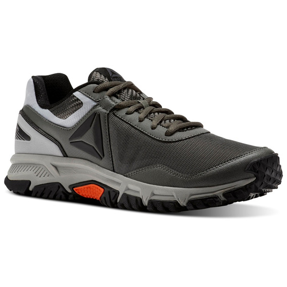Tenis Reebok Ridgerider Trail 3.0 Gris Correr Running