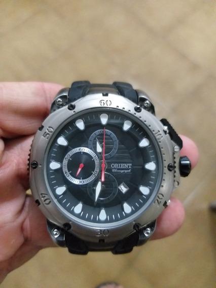 Relogio Orient Masculino Titanium Mbtpc005