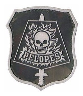 Brevê Emborrachado Pelopes