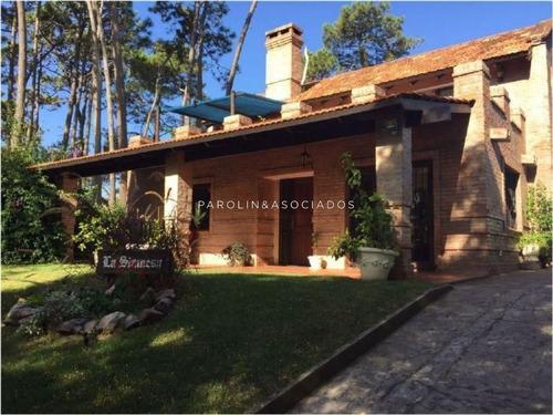 Casa 2 Dormitorios, San Rafael, Punta Del Este-ref:161
