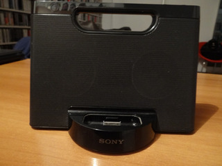 Parlante Sony Para iPod/iPhone