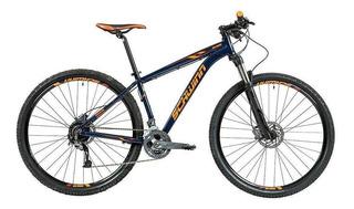 Bicicleta Schwinn Kalahari Alumínio Aro 29 27v Azul