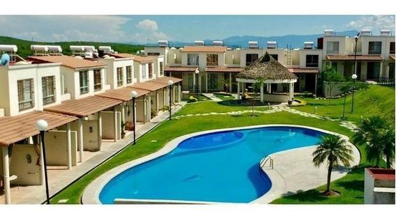 Casa En Renta Monte Blanco, Xochitepec