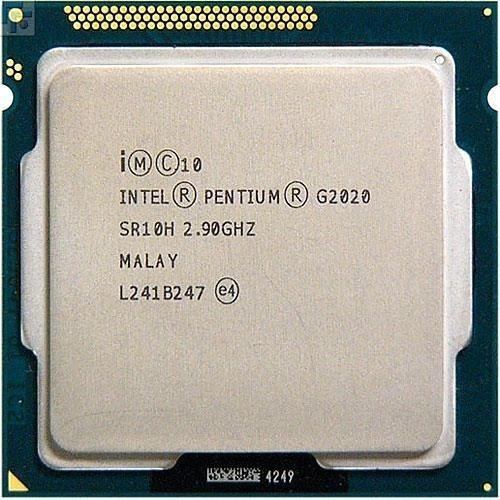 Processador Intel G2020 1155 3ª Geração 2,9ghz