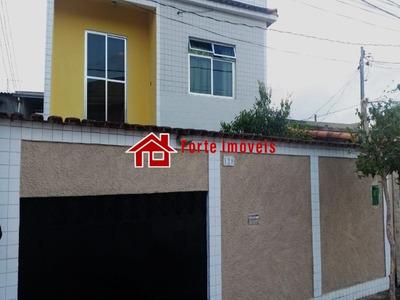 If808 Casa C/2 Quartos Em Excelente Localização Cg/rj