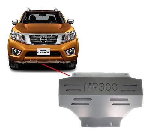 Cubre Carter Para Nissan Np300 2016-2020 Gris