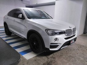 Bmw X4 X-drive 2016 Blanco