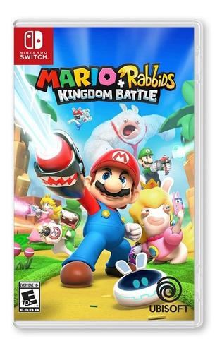 Imagen 1 de 4 de Mario + Rabbids Kingdom Battle - Nintendo Switch