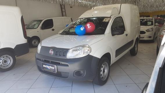 Fiat Fiorino 1.4 Flex 2018 Branco Nova