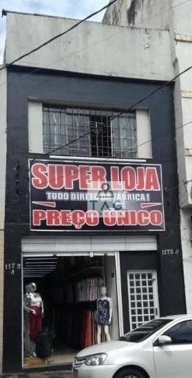 Sobrado Comercial À Venda - Centro - Campinas/sp - So0035