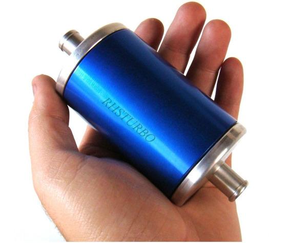 Filtro De Combustível Esportivo Universal - Adaptação Todos