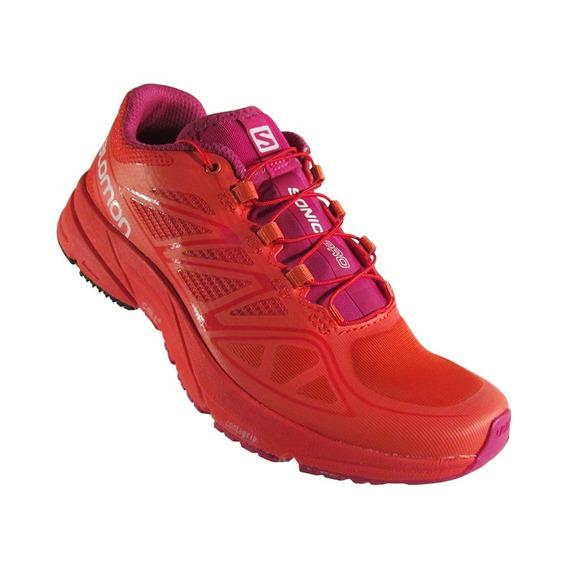 Zapatillas Salomon Mujer Sonic Pro ( 390315 )