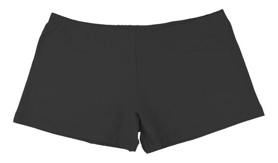 Kit 2 Short Segunda Pele Moda Intima Masculino E Feminino