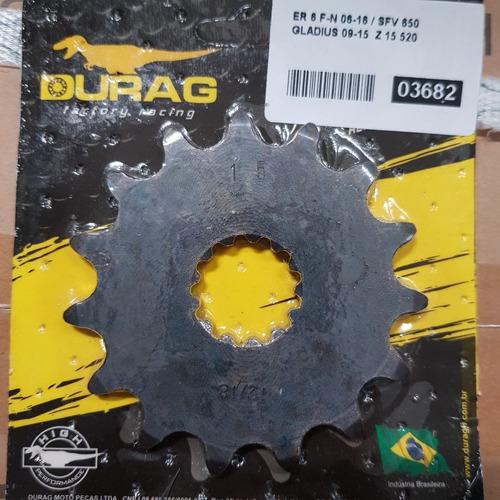 Pinhão Er6n Er6 N Er 6 Versys 650 Ninja 15z Durag Pinhao Ful