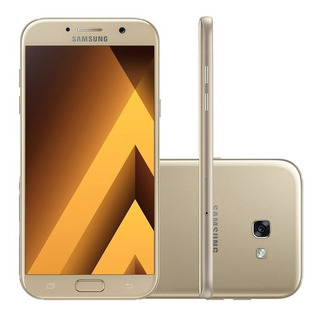 Samsung Galaxy A7 2017 32gb A720f/ds - Tela Fantasma Burn-in
