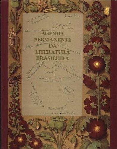 Agenda Permanente Da Literatura Brasileira
