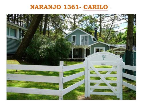 Alquiler Carilo- Bella Casa - Wifi- Parque- Dueño -calefacc.