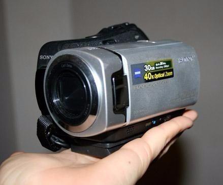 Filmadora Handycam Sony Dcr - Sr45