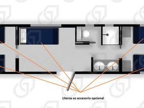 Remolque , Caseta , Camper , Casa Hotel Habitacion Cuarto