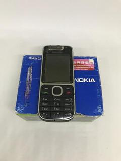 Nokia C2-01 - Desbloqueado - 3g, 3mp Fm Mp3 - Usado