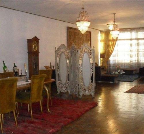 Imagem 1 de 30 de Casa De Esquina Na Indianópolis, Ótima Para Comercio 900 M2 - Reo92979