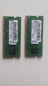 2 Memoria Ram 2gb Ddr3 Smart Fabricado No Brasil