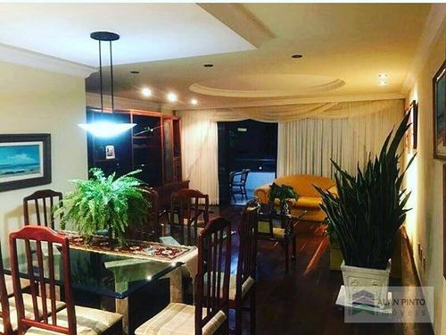 Apartamento Com 4 Dormitórios À Venda, 173 M² Por R$ 750.000,00 - Pituba - Salvador/ba - Ap0376