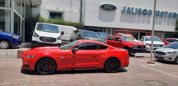 Ford Mustang 5.0l Gt V8 At 2016
