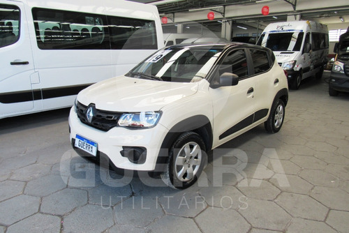 Renault Kwid 1.0 Zen 2018/2019 Flex 4p