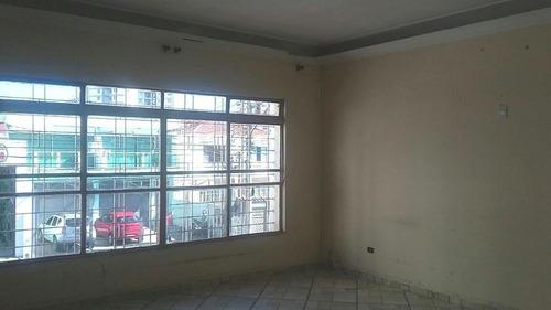 Casa Residencial Para Locação, Santa Teresinha, São Paulo. - Ca0412