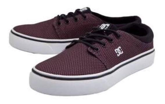 Tênis Dc Shoes Trase Tx - Tamanho: 8.5(us) - 38(br)