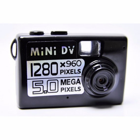Mini Super Micro Camera Dv Filmadora 720p Espiã