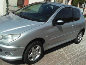 Hermoso Peugeot 206 1.4 3p D-sign Mt