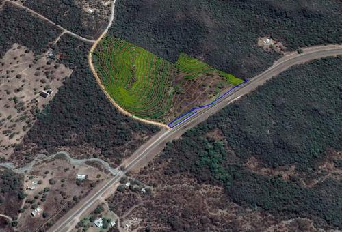 Terreno En Raco R341 Km 12, 6,8ha Con Loma Natural U$d3 X M2