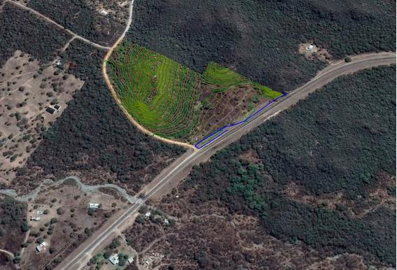 Terreno En Raco R341 Km 12, 6,8ha Con Loma Natural U$d5 X M2
