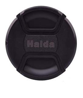 Tapa Para Lentes Haida Originales Hd1051 52 Mm - Para Todo Lente Con Rosca Frontal De 52 Mm